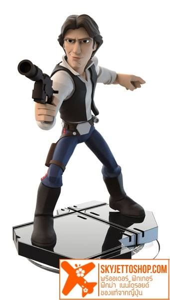 Disney Infinity 3.0 Star Wars/Kyouwakoku no Shuuen Character Figure: Han Solo(Pre-order)ディズニーインフィニティ 3.0スターウォーズ/共和国の終焉 キャラクターフィギュアハンソロ [ LINK ==> http://bit.ly/1LaK4zu ]     รายละเอยด    ราคา(ลอตญปน): 1300 บาท (มดจำ 600 บาท) จองไดจนกวายอดจองจะเตมคาบ! (อพเดตราคาเมอ 06/09/2015)     ตดตอ    Facebook :    http://bit.ly/skyjettoshop-fb Line           :    skyjettoshop -----------------                 #Disney     #Infinity     #30     #Star     #Wars/Kyouwakoku     #no     #Shuuen     #Character…