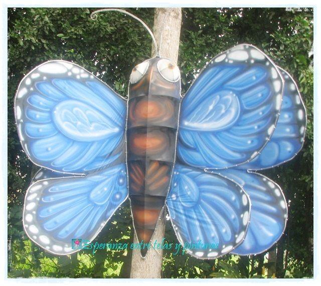 Arco Iris de Labores....Color Azul