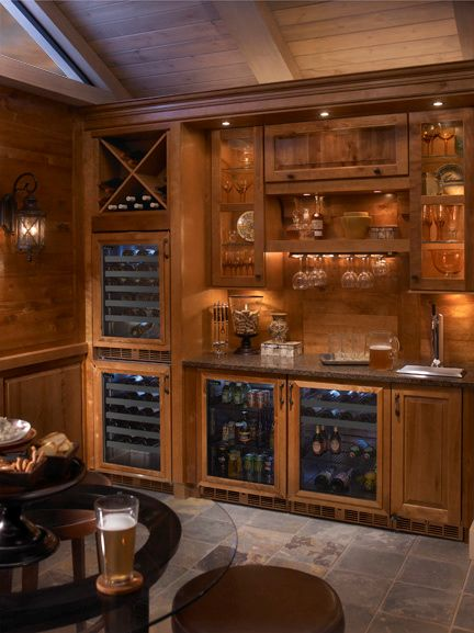 Create The Custom Home Bar Of Your Dreams With Perlick Refrigeration