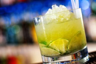 Learn How to Make the Perfectly Fresh Caipirinha: Who doesn't love the Caipirinha? One of the freshest drinks you can make and it is so, so easy!