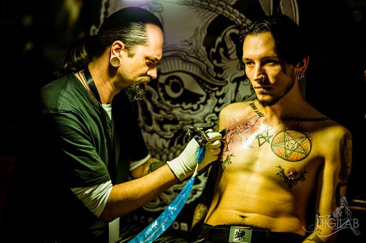 Tetoválók éjszakája, Budapest Tattoo Night, Tetoválás / Tattoo, #tattoo, #tetovalas, http://www.digilab.hu