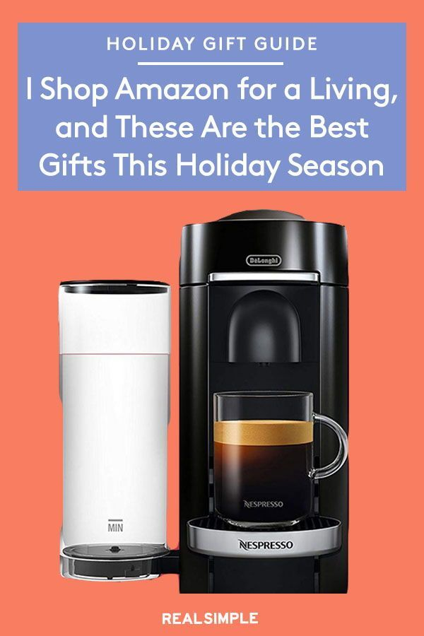 Real Simple Christmas Gifts 2020 Best Christmas Gifts on Amazon, According to Product Tester in