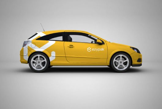 Ezypak™ Branding Project. Logo & Identity design For An Online Supplier Of Packaging Supplies | Utopia branding agency
