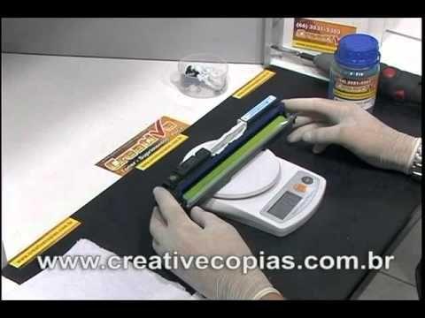 Video Recarga Toner HP Colorido CE310A, CE311A, CE312A, CE313A, HP CP1025