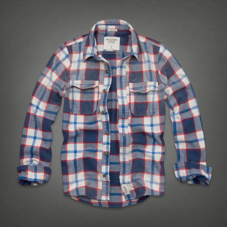 Abercrombie Shirt Men