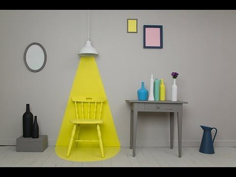 ▶ Stop motion Farrow & Ball {new colours}