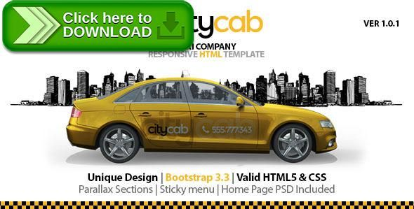 [ThemeForest]Free nulled download CityCab - Taxi Company Responsive HTML Template from http://zippyfile.download/f.php?id=6388 Tags: cab, driver, landing page, owl slider, parallax, taxi, taxi company