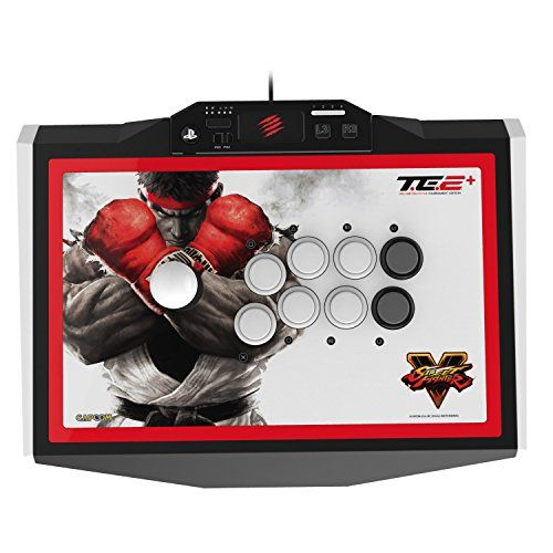 Mad Catz Street Fighter V Arcade FightStick TE2+ for PlayStation4 and PlayStation3  http://www.discountbazaaronline.com/2015/12/25/mad-catz-street-fighter-v-arcade-fightstick-te2-for-playstation4-and-playstation3/