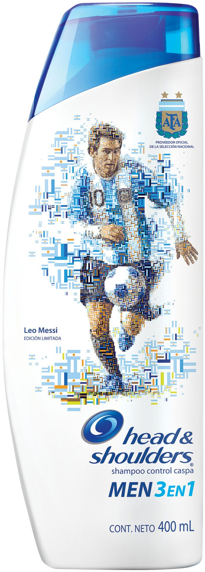Head & Shoulders: World Cup Limited Edition Packaging #illustation #packaging #Charis Tsevis