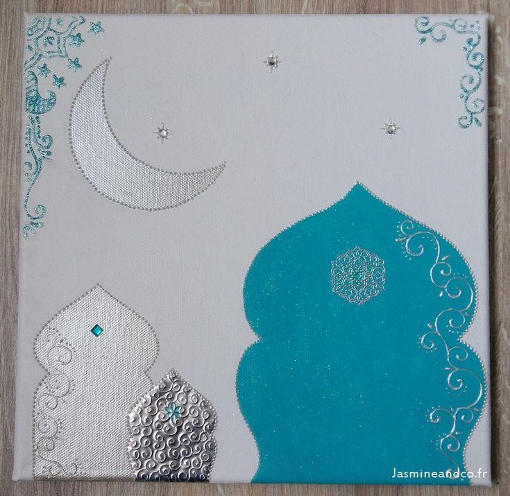 http://blog.jasmineandco.fr/diy-tableau-oriental/