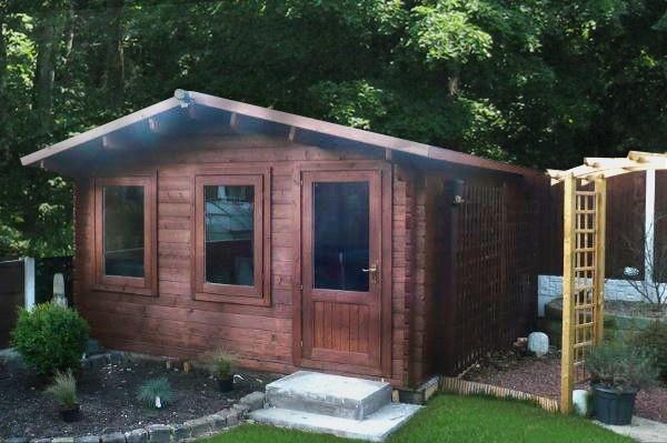 Norwood 4.2M Wide [ 44mm log] - Log Cabins