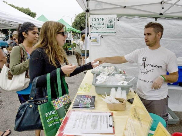 Drake Family Farms in Ontario sells its artisanal cheeses at area farmers markets but has had a tough time.    http://www.drakefamilyfarms.com/