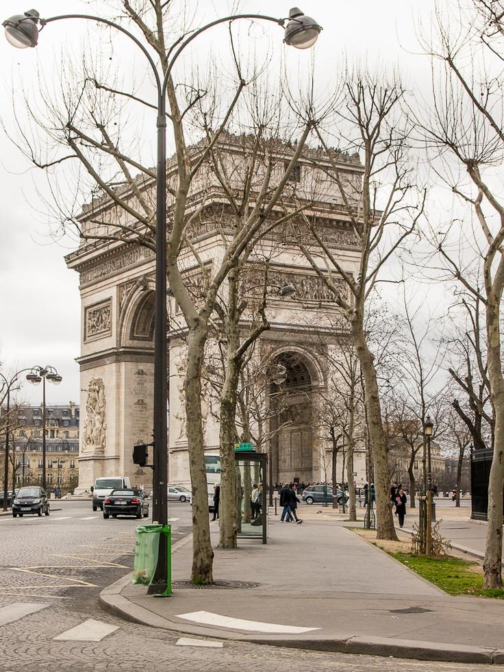 Pariisi, riemukaari