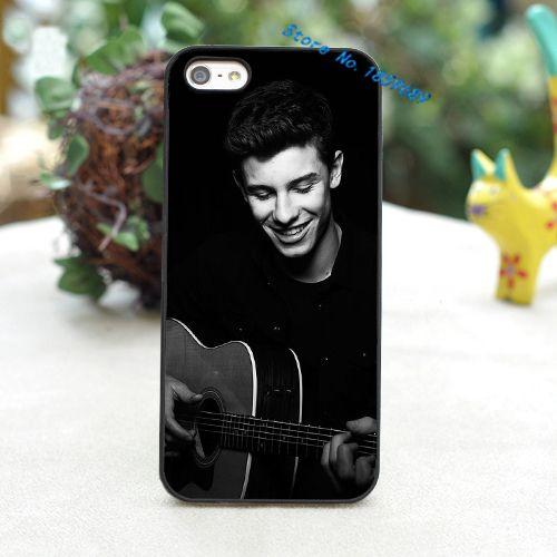 shawn mendes fashion cover case for iphone 4 4S 5 5S 5C SE 6 6 plus 6s 6s plus 7 7 plus