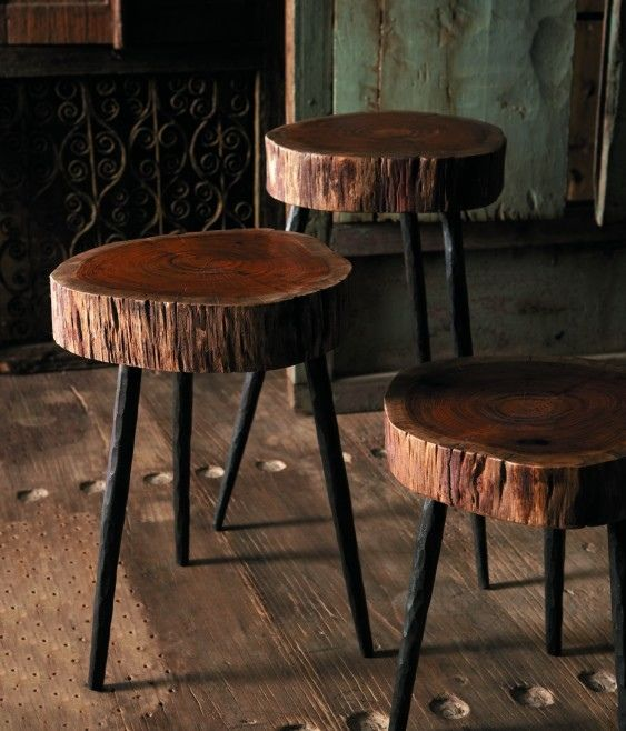 87 best log projects images on Pinterest Wooden art, Woodworking - moderner runder glasesstisch ac molteni
