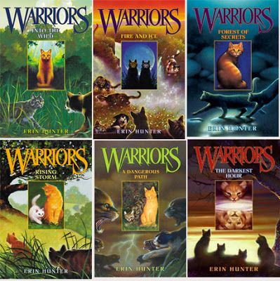 Image result for warriors books