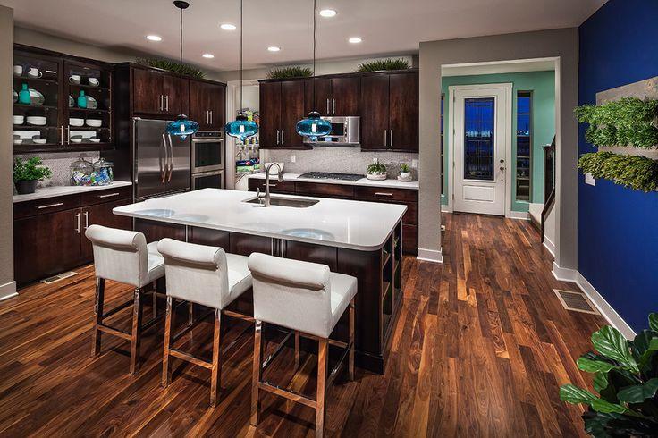 1195bc2a60bf3a9963c146d241b28bda Blue Kitchen Walls Dark Cabinets Google Search Kitchen On Kb Home Design Studio Phoenix