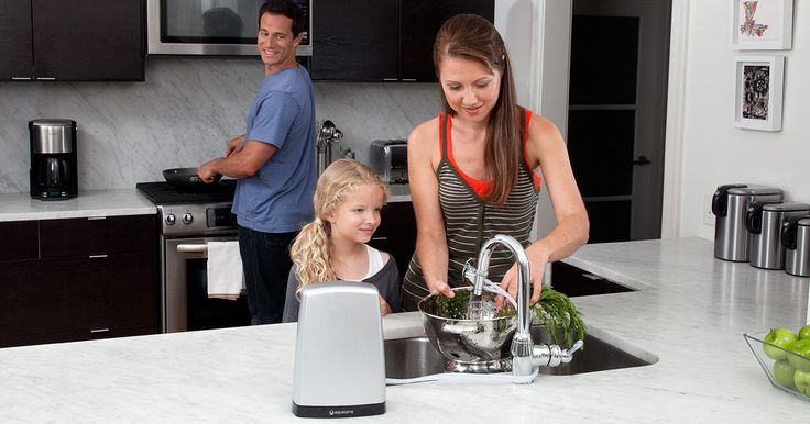 Transform your ordinary tap water into something extraordinary with this whole house water filter. Tested to remove over 96% of contaminants. See it today.