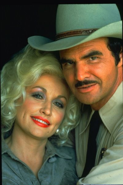 Best Little Whorehouse in Texas, Dolly Parton & Burt Reynolds 1982. Talked with her briefly as she called to wish Burt a Merry Christmas 1983. CWL