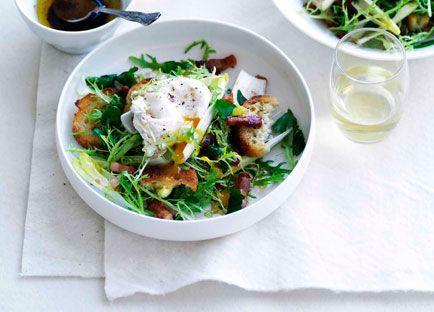 Salade Lyonnaise recipe - 9Kitchen