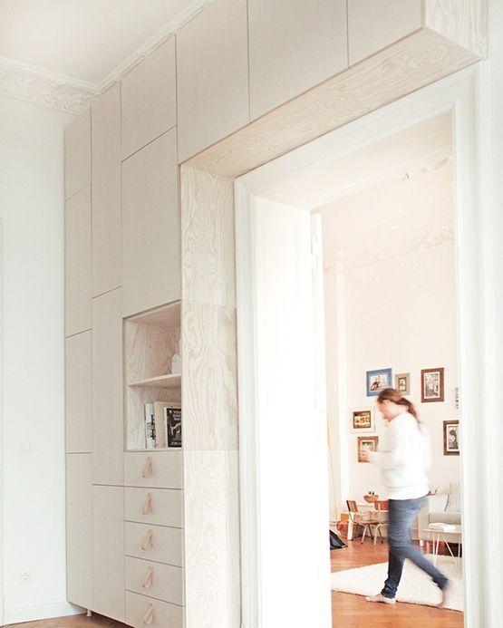 More storage space for a family | Jäll & Tofta