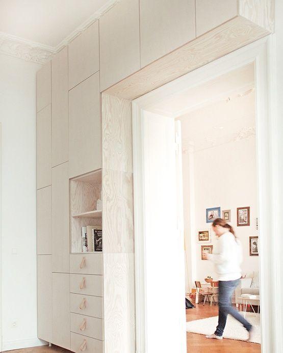 #maatwerkkast #interieur | Jäll & Tofta