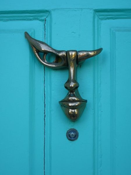 Phantom of the Opera Door Knocker