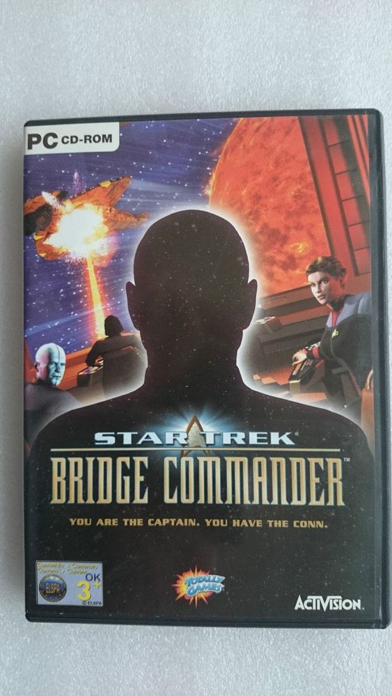 Star Trek Bridge Command PC Game