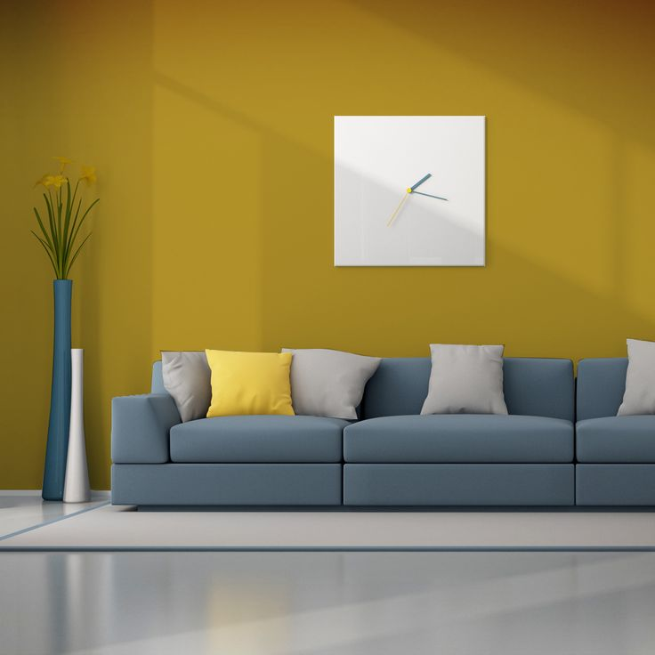Las 25 mejores ideas sobre paredes de tono amarillo en for Decoracion para pared blanca