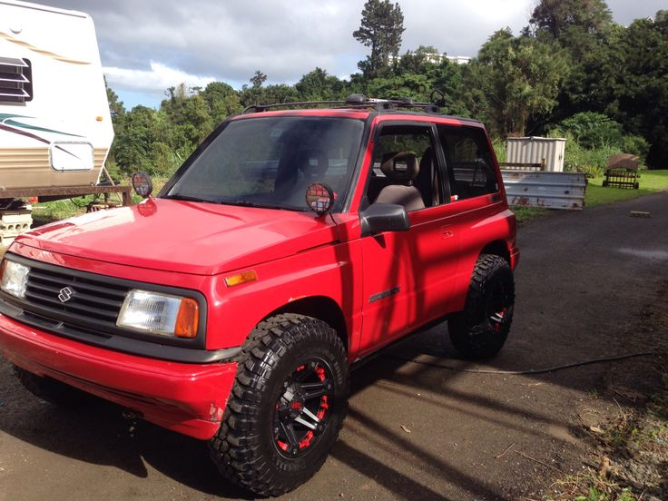 174 best Vitara fatboy images on Pinterest | Jeep, Jeeps and Geo