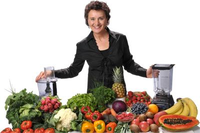 The Glowing Gourmet - Gisela Bayer: Home