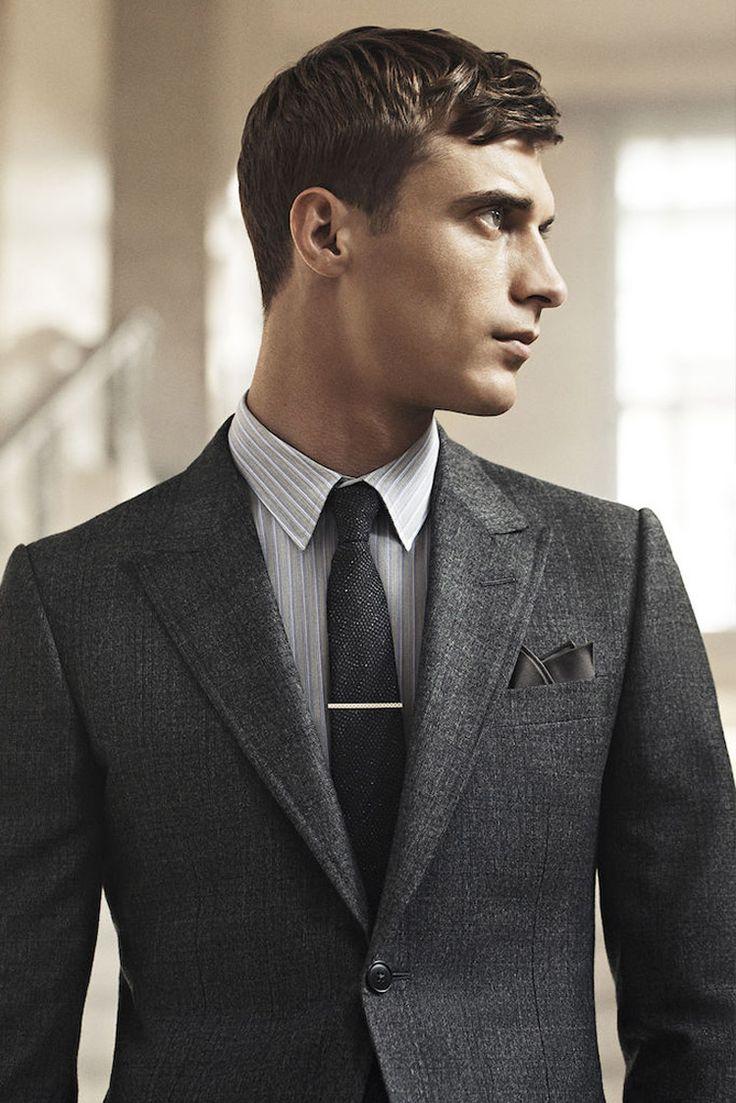mensfashionworld:Gucci Men's Tailoring F/W 2014 Campaign
