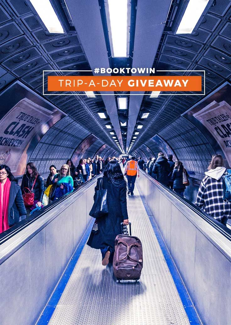 I always plan my trips with TripAdvisor. Now, it is possible to book hotels with them too! Book now and you can win their huge Trip-A-Day giveaway! via http://iAmAileen.com/trip-a-day-giveaway-tripadvisor-hotel-booking/ #travel #BookToWin