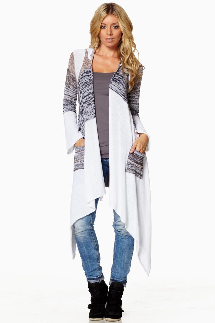 10 best Hooded coats images on Pinterest | Long sweaters, Winter ...