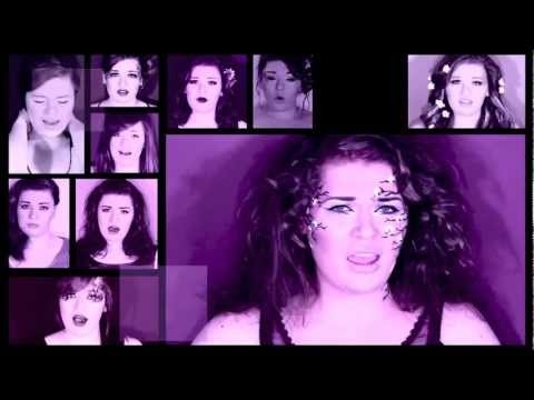 "OH, hey! My videos are on this site too? Cool! :) Heather Traska - ""One Woman A Cappella Adele '21' Medley"""