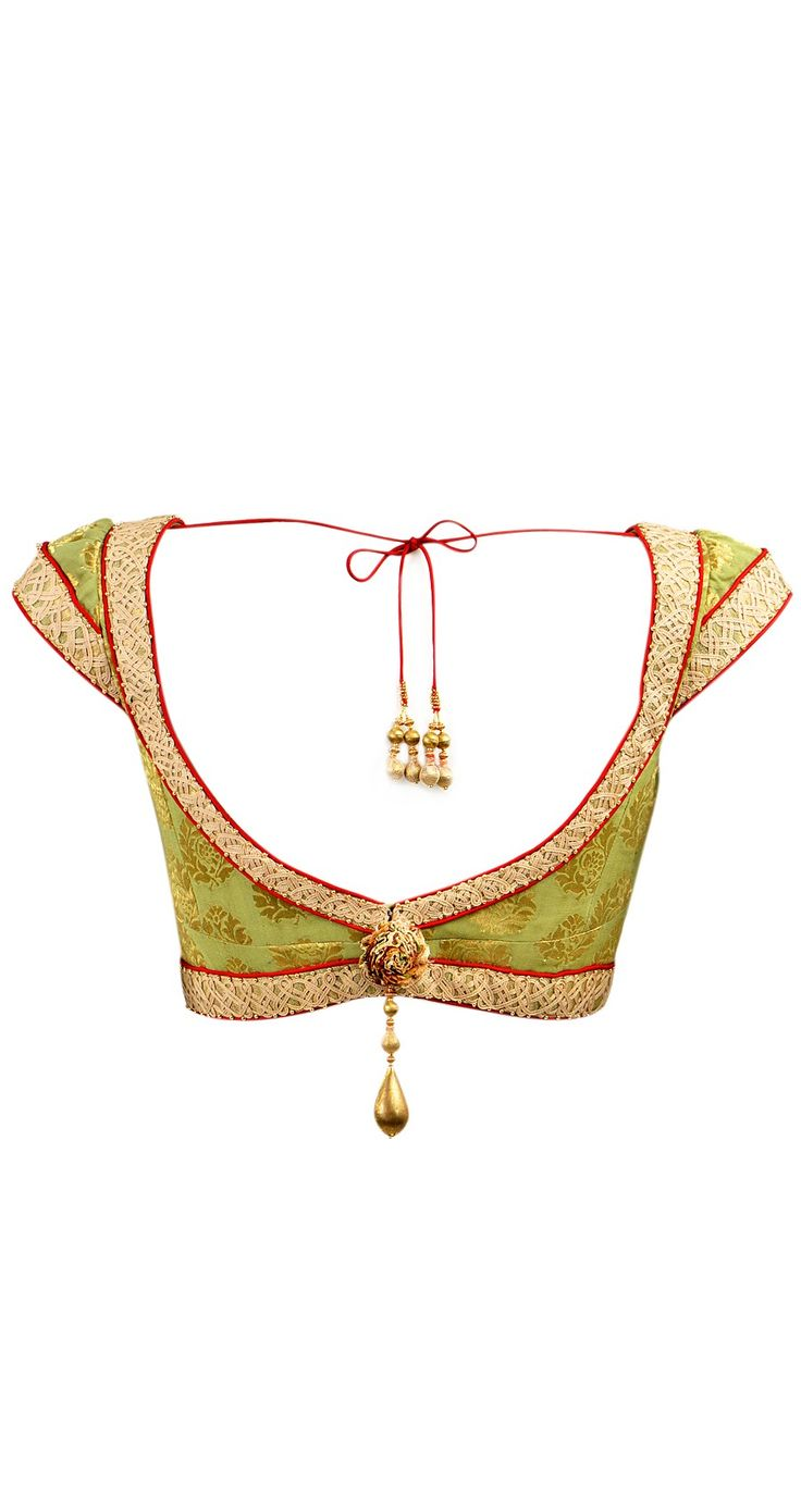 Tarun Tahiliani Open Back #Choli #Blouse