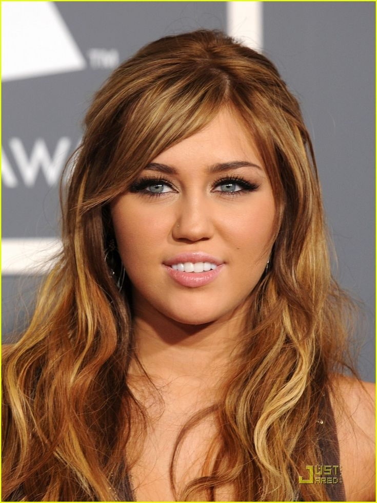 ... colour on Pinterest   Miley cyrus, Something new and Caramel brown