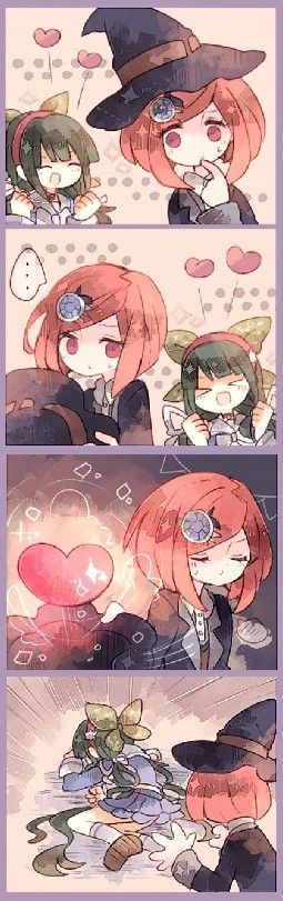 Credits to the due author Tenko and himiko