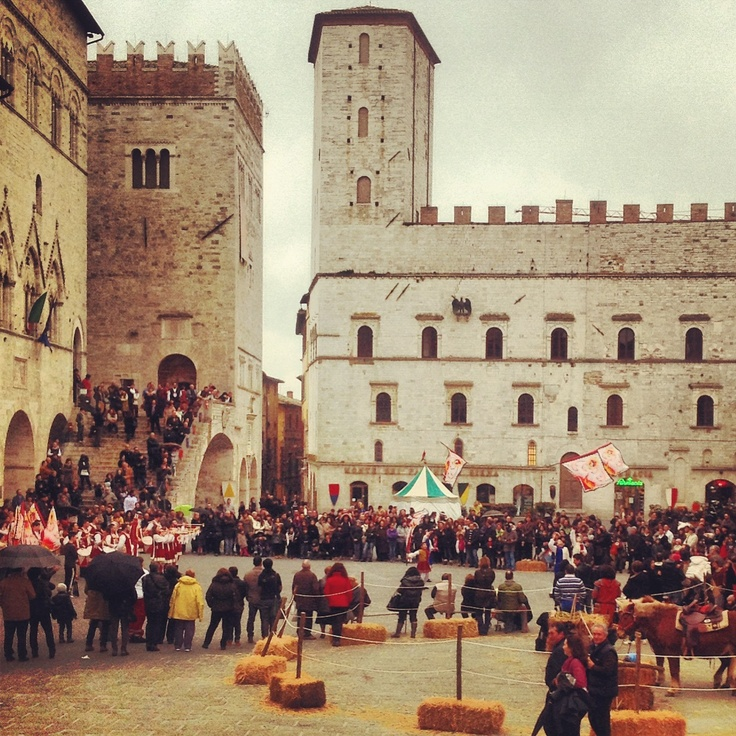 #Todi during the Medieval Spring #Umbria