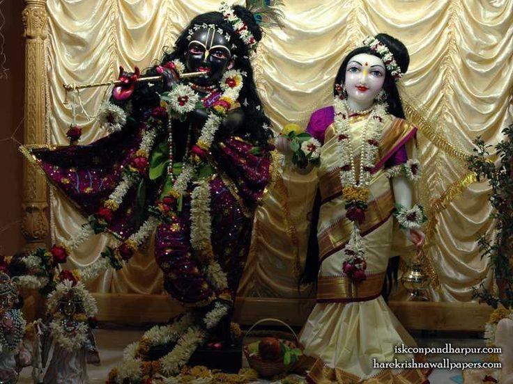 Sri Sri Radha Pandharinath