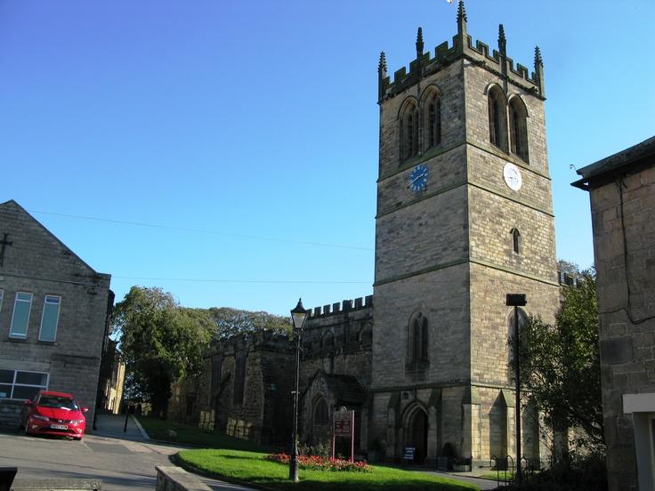 Barnard Castle church