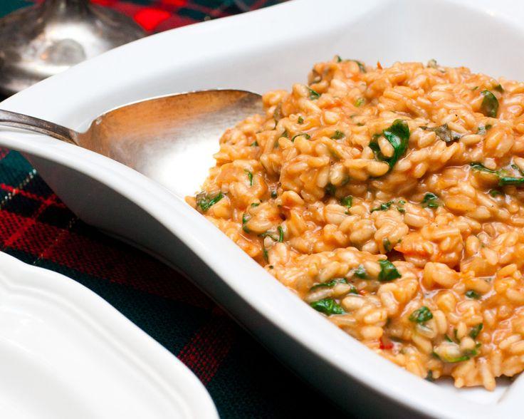 ... Risotto   Gluten free   Pinterest   Tomato Mozzarella, Risotto and