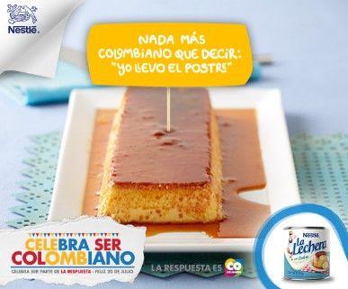 La Lechera #CelebraSerCOlombiano