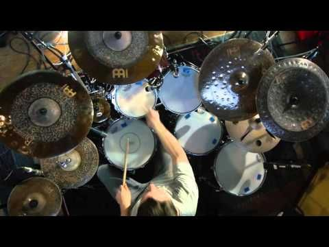 Animals as leaders- Tooth and Claw, Drummer Matt Garstka
