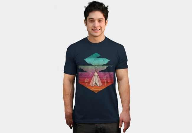 Summer Natives T-Shirt - Design By Humans