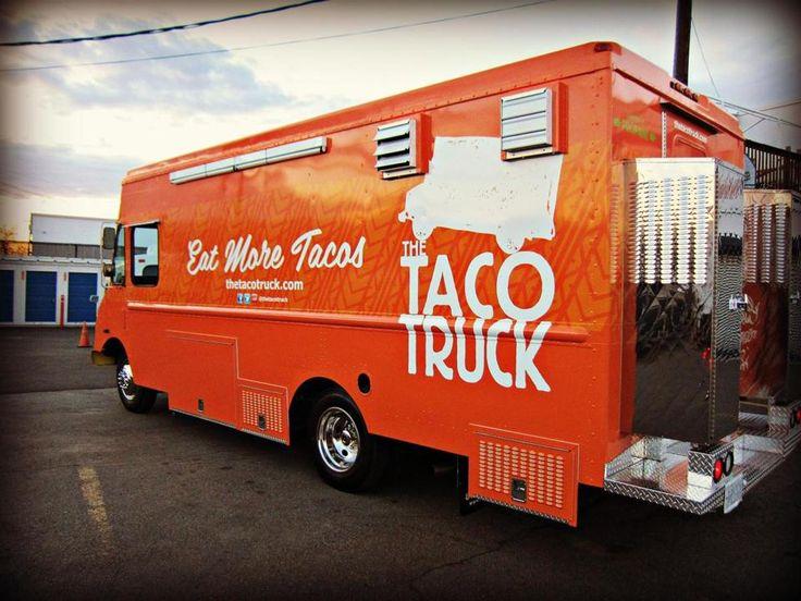 A new taco truck rolls into Cambridge Taco truck, Food