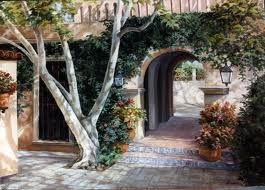 54 Best Spanish Patios Images On Pinterest | Haciendas, Terraces And  Architecture
