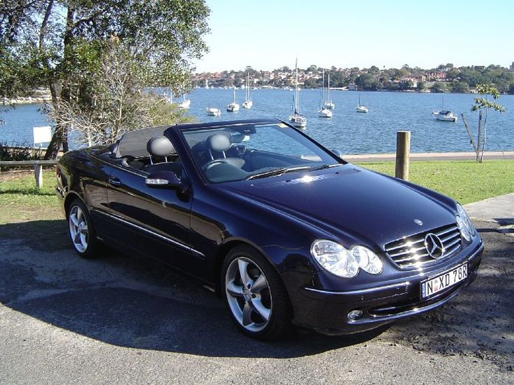 25 best images about mercedes benz clk 320 on pinterest for Mercedes benz clk 2005