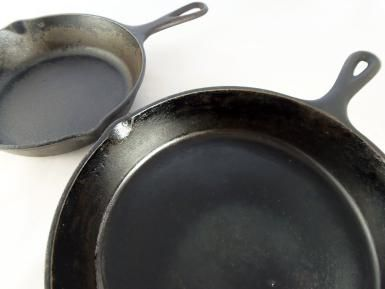 Wondering How to Clean Your Cast Iron Cookware?: Cast Iron Cookware