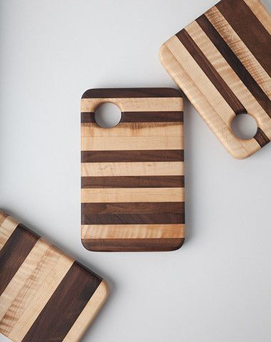 Abderdeen Wood Shop Cutting Board